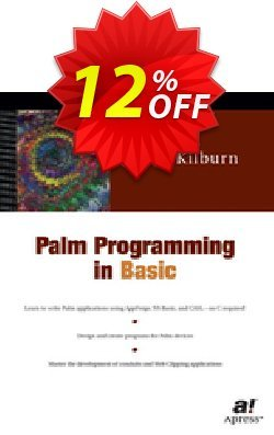 Palm Programming in Basic - Kilburn  Coupon, discount Palm Programming in Basic (Kilburn) Deal. Promotion: Palm Programming in Basic (Kilburn) Exclusive Easter Sale offer for iVoicesoft