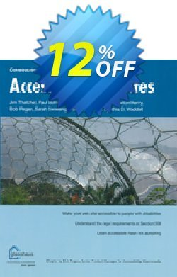 Constructing Accessible Web Sites - Waddell  Coupon, discount Constructing Accessible Web Sites (Waddell) Deal. Promotion: Constructing Accessible Web Sites (Waddell) Exclusive Easter Sale offer for iVoicesoft