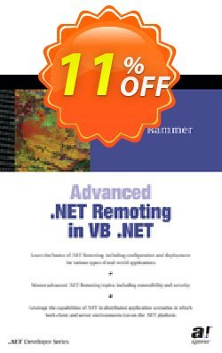 Advanced .NET Remoting in VB .NET - Rammer  Coupon, discount Advanced .NET Remoting in VB .NET (Rammer) Deal. Promotion: Advanced .NET Remoting in VB .NET (Rammer) Exclusive Easter Sale offer for iVoicesoft