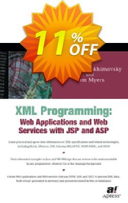 XML Programming - Myers  Coupon, discount XML Programming (Myers) Deal. Promotion: XML Programming (Myers) Exclusive Easter Sale offer for iVoicesoft