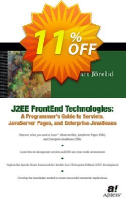 J2EE FrontEnd Technologies - Jorelid  Coupon, discount J2EE FrontEnd Technologies (Jorelid) Deal. Promotion: J2EE FrontEnd Technologies (Jorelid) Exclusive Easter Sale offer for iVoicesoft