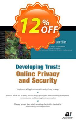 Developing Trust - Curtin  Coupon, discount Developing Trust (Curtin) Deal. Promotion: Developing Trust (Curtin) Exclusive Easter Sale offer for iVoicesoft