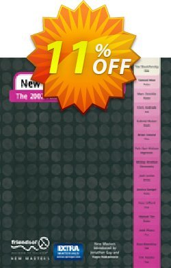 New Masters of Flash - Gifford  Coupon, discount New Masters of Flash (Gifford) Deal. Promotion: New Masters of Flash (Gifford) Exclusive Easter Sale offer for iVoicesoft