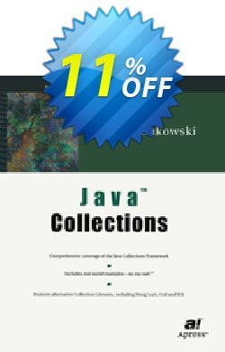 Java Collections - Zukowski  Coupon, discount Java Collections (Zukowski) Deal. Promotion: Java Collections (Zukowski) Exclusive Easter Sale offer for iVoicesoft