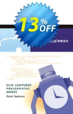 How Computer Programming Works - Appleman  Coupon, discount How Computer Programming Works (Appleman) Deal. Promotion: How Computer Programming Works (Appleman) Exclusive Easter Sale offer for iVoicesoft