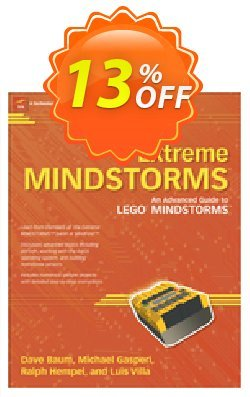 Extreme MINDSTORMS - Gasperi  Coupon, discount Extreme MINDSTORMS (Gasperi) Deal. Promotion: Extreme MINDSTORMS (Gasperi) Exclusive Easter Sale offer for iVoicesoft