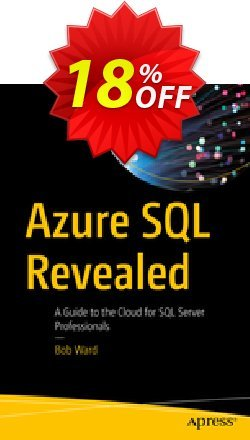 Azure SQL Revealed - Ward  Coupon, discount Azure SQL Revealed (Ward) Deal. Promotion: Azure SQL Revealed (Ward) Exclusive Easter Sale offer for iVoicesoft