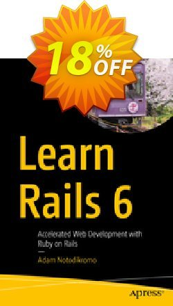 Learn Rails 6 - Pahlevi Baihaqi  Coupon, discount Learn Rails 6 (Pahlevi Baihaqi) Deal. Promotion: Learn Rails 6 (Pahlevi Baihaqi) Exclusive Easter Sale offer for iVoicesoft