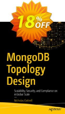 MongoDB Topology Design - Cottrell  Coupon, discount MongoDB Topology Design (Cottrell) Deal. Promotion: MongoDB Topology Design (Cottrell) Exclusive Easter Sale offer for iVoicesoft