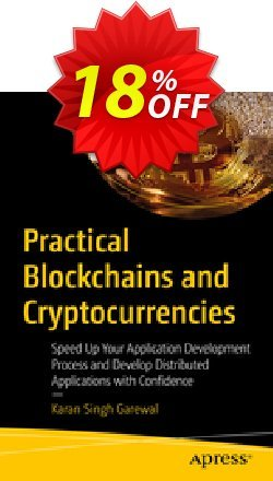 Practical Blockchains and Cryptocurrencies - Garewal  Coupon, discount Practical Blockchains and Cryptocurrencies (Garewal) Deal. Promotion: Practical Blockchains and Cryptocurrencies (Garewal) Exclusive Easter Sale offer for iVoicesoft