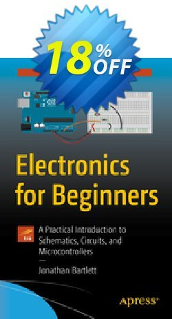 Electronics for Beginners - Bartlett  Coupon, discount Electronics for Beginners (Bartlett) Deal. Promotion: Electronics for Beginners (Bartlett) Exclusive Easter Sale offer for iVoicesoft