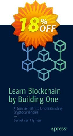 Learn Blockchain by Building One - Flymen  Coupon, discount Learn Blockchain by Building One (Flymen) Deal. Promotion: Learn Blockchain by Building One (Flymen) Exclusive Easter Sale offer for iVoicesoft