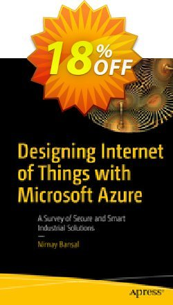 Designing Internet of Things with Microsoft Azure - Bansal  Coupon, discount Designing Internet of Things with Microsoft Azure (Bansal) Deal. Promotion: Designing Internet of Things with Microsoft Azure (Bansal) Exclusive Easter Sale offer for iVoicesoft