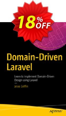 Domain-Driven Laravel - Griffin  Coupon, discount Domain-Driven Laravel (Griffin) Deal. Promotion: Domain-Driven Laravel (Griffin) Exclusive Easter Sale offer for iVoicesoft