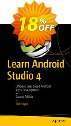 Learn Android Studio 4 - Hagos  Coupon, discount Learn Android Studio 4 (Hagos) Deal. Promotion: Learn Android Studio 4 (Hagos) Exclusive Easter Sale offer for iVoicesoft
