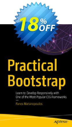 Practical Bootstrap - Matsinopoulos  Coupon, discount Practical Bootstrap (Matsinopoulos) Deal. Promotion: Practical Bootstrap (Matsinopoulos) Exclusive Easter Sale offer for iVoicesoft