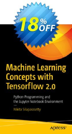 Machine Learning Concepts with Python and the Jupyter Notebook Environment - Silaparasetty  Coupon, discount Machine Learning Concepts with Python and the Jupyter Notebook Environment (Silaparasetty) Deal. Promotion: Machine Learning Concepts with Python and the Jupyter Notebook Environment (Silaparasetty) Exclusive Easter Sale offer for iVoicesoft