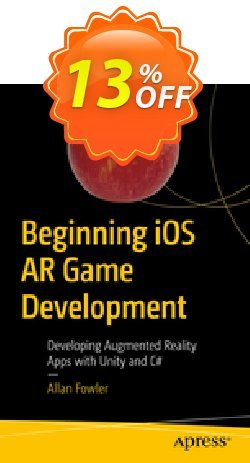 Beginning iOS AR Game Development - Fowler  Coupon, discount Beginning iOS AR Game Development (Fowler) Deal. Promotion: Beginning iOS AR Game Development (Fowler) Exclusive Easter Sale offer for iVoicesoft
