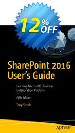 SharePoint 2016 User's Guide - Smith  Coupon, discount SharePoint 2016 User's Guide (Smith) Deal. Promotion: SharePoint 2016 User's Guide (Smith) Exclusive Easter Sale offer for iVoicesoft