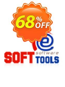 eSoftTools OST Recovery Coupon, discount Coupon code eSoftTools OST Recovery - Personal License. Promotion: eSoftTools OST Recovery - Personal License offer from eSoftTools Software