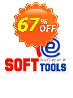 eSoftTools 3 Product - OST Recovery + PST Recovery + EML Converter - Corporate License Coupon, discount Coupon code eSoftTools 3 Product (OST Recovery + PST Recovery + EML Converter) - Corporate License. Promotion: eSoftTools 3 Product (OST Recovery + PST Recovery + EML Converter) - Corporate License offer from eSoftTools Software