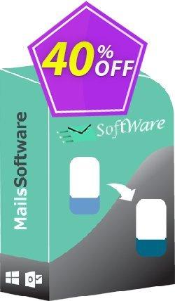 QuickMigrations for EML to PST - Business License Coupon, discount Coupon code QuickMigrations for EML to PST - Business License. Promotion: QuickMigrations for EML to PST - Business License offer from MailsSoftware
