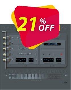 Virtual Music Composer - Midium  Coupon, discount Virtual Music Composer - Midium Special discounts code 2020. Promotion: Special discounts code of Virtual Music Composer - Midium 2020
