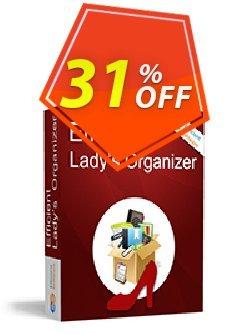 Efficient Lady's/Man's Organizer Coupon, discount Efficient Lady's/Man's Organizer Fearsome discount code 2021. Promotion: Fearsome discount code of Efficient Lady's/Man's Organizer 2021
