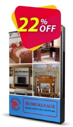 HomeManage Coupon, discount HomeManage Amazing discount code 2020. Promotion: Amazing discount code of HomeManage 2020