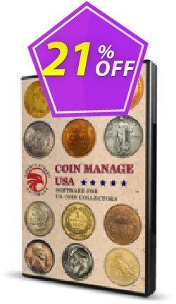 CoinManage USA Coupon, discount CoinManage USA (CD) Stunning discount code 2020. Promotion: Stunning discount code of CoinManage USA (CD) 2020