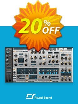 Spire Synthesizer Coupon, discount Spire Synthesizer License (Standart) Amazing discounts code 2021. Promotion: Amazing discounts code of Spire Synthesizer License (Standart) 2021