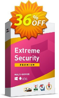 ZoneAlarm Extreme Security - 25 Devices  Coupon discount 36% OFF ZoneAlarm Extreme Security (25 Devices), verified - Amazing offer code of ZoneAlarm Extreme Security (25 Devices), tested & approved