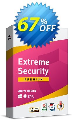 ZoneAlarm Extreme Security - 3 Devices  Coupon, discount 55% OFF ZoneAlarm Extreme Security (3 Devices), verified. Promotion: Amazing offer code of ZoneAlarm Extreme Security (3 Devices), tested & approved