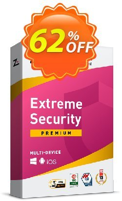 ZoneAlarm Extreme Security - 5 Devices  Coupon, discount 61% OFF ZoneAlarm Extreme Security (5 Devices), verified. Promotion: Amazing offer code of ZoneAlarm Extreme Security (5 Devices), tested & approved