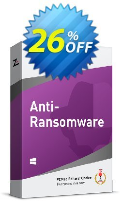 ZoneAlarm Anti-Ransomware Coupon, discount ZoneAlarm Anti-Ransomware Impressive offer code 2020. Promotion: Impressive offer code of ZoneAlarm Anti-Ransomware 2020