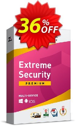 ZoneAlarm Extreme Security - 50 Devices  Coupon discount 36% OFF ZoneAlarm Extreme Security (50 Devices), verified. Promotion: Amazing offer code of ZoneAlarm Extreme Security (50 Devices), tested & approved
