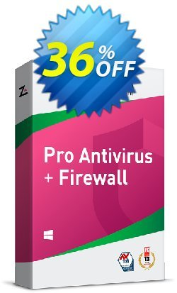 ZoneAlarm Pro Antivirus + Firewall - 5 PCs License  Coupon discount 35% OFF ZoneAlarm Pro Antivirus + Firewall (5 PCs License), verified - Amazing offer code of ZoneAlarm Pro Antivirus + Firewall (5 PCs License), tested & approved