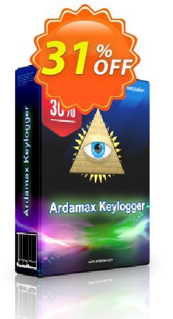 Ardamax Keylogger Coupon, discount Ardamax Keylogger Imposing promotions code 2021. Promotion: Imposing promotions code of Ardamax Keylogger 2021