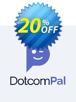 DotcomPal Start 5 Years Coupon, discount Start 5 Years Fearsome discount code 2020. Promotion: Fearsome discount code of Start 5 Years 2020