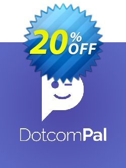 DotcomPal Grow 5 Years Coupon, discount Grow 5 Years Stunning discounts code 2021. Promotion: Stunning discounts code of Grow 5 Years 2021