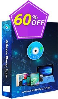 VidMobie Blu-ray Ripper - Lifetime License  Coupon discount Coupon code VidMobie Blu-ray Ripper (Lifetime License) - VidMobie Blu-ray Ripper (Lifetime License) offer from VidMobie Software