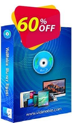 VidMobie Blu-ray Ripper for Mac - Lifetime License  Coupon discount Coupon code VidMobie Blu-ray Ripper for Mac (Lifetime License). Promotion: VidMobie Blu-ray Ripper for Mac (Lifetime License) offer from VidMobie Software