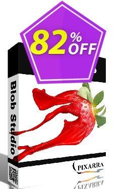 Pixarra Blob studio Coupon, discount 80% OFF Pixarra Blob studio, verified. Promotion: Wondrous discount code of Pixarra Blob studio, tested & approved