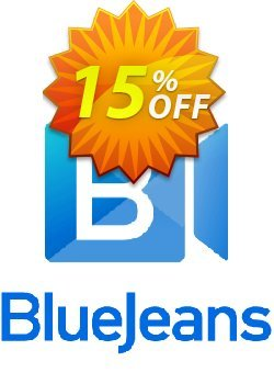 BlueJeans Meetings PRO Coupon, discount 15% OFF BlueJeans Meetings PRO, verified. Promotion: Best discounts code of BlueJeans Meetings PRO, tested & approved