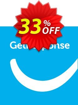 GetResponse BASIC Coupon discount 30% OFF GetResponse BASIC, verified. Promotion: Super sales code of GetResponse BASIC, tested & approved