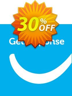 GetResponse PLUS Coupon discount 30% OFF GetResponse PLUS, verified - Super sales code of GetResponse PLUS, tested & approved
