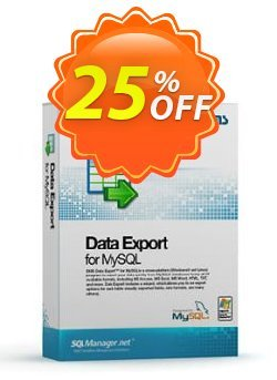 EMS Data Export for MySQL - Business + 2 Year Maintenance Coupon discount Coupon code EMS Data Export for MySQL (Business) + 2 Year Maintenance - EMS Data Export for MySQL (Business) + 2 Year Maintenance Exclusive offer for iVoicesoft