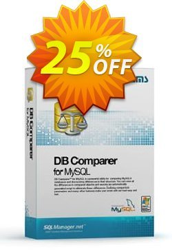 EMS DB Comparer for MySQL - Business + 1 Year Maintenance Coupon discount Coupon code EMS DB Comparer for MySQL (Business) + 1 Year Maintenance - EMS DB Comparer for MySQL (Business) + 1 Year Maintenance Exclusive offer for iVoicesoft