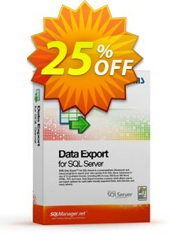 EMS Data Export for SQL Server - Business + 1 Year Maintenance Coupon discount Coupon code EMS Data Export for SQL Server (Business) + 1 Year Maintenance - EMS Data Export for SQL Server (Business) + 1 Year Maintenance Exclusive offer for iVoicesoft