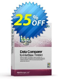 EMS Data Comparer for InterBase/Firebird - Business + 1 Year Maintenance Coupon discount Coupon code EMS Data Comparer for InterBase/Firebird (Business) + 1 Year Maintenance - EMS Data Comparer for InterBase/Firebird (Business) + 1 Year Maintenance Exclusive offer for iVoicesoft